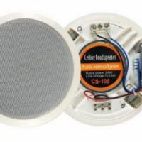 CS 108 širokopojasni plafonski zvučnik