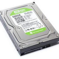 Hard disc 500 GB western digital
