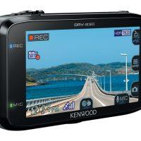 Kenwood DRV-830 prednja kompaktna HD kamera,GPS,G sensor