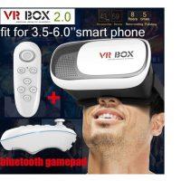 3D virtuelne naocare